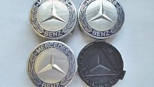 Mercedes Benz Wheel Center Cap Hub Cover 75mm- SET OF 4