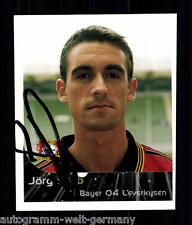 Jörg Reeb Bayer Leverkusen Panini SB 2000 Sign.