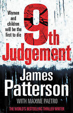 9th Judgement James Patterson Very Good Book