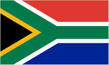 Premium Quality 5Ft X 3Ft 5'X3' Flag South Africa African