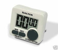 Salter Mini Digital Timer White 398 WHXR