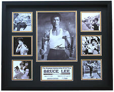 New Bruce Lee Signed Limited Edition Memorabilia