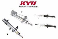 KYB Excel-G Shocks Struts Front & Rear for 00-02 Nissan Sentra Sedan B15 ALL NEW