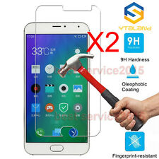2Pcs 9H Premium Tempered Glass Film Cover Screen Protector Guard For Meizu MX5