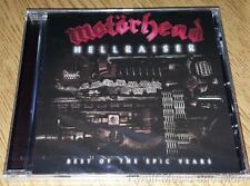 "MOTORHEAD  ""Hellraiser - The Best Of The Epic Years""   NEW    (CD, 2003)"