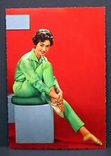 Caterina Valente - Actor Movie Photo - Film Autogramm-Karte AK (Lot-G-8515