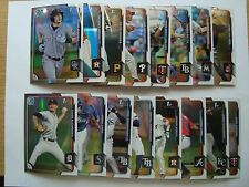 2015 Bowman Draft Chrome Baseball Singles ~ Complete Your Set ~ Pick 15