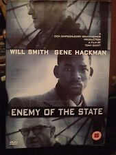 Enemy Of The State (DVD, 2001)