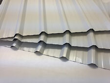 Metal Cladding sheets, Goosewing Grey, 0.7mm Plastisol coated *UK MADE*
