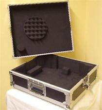 2x TTC-3 Plattenspieler-Case Tour Pro schwarz -B- Turntalble Plattenspielercase