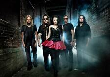 Evanescence A3 Promo Poster 1 M758
