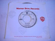 PROMO w SLEEVE Beau Brummels Fine with Me / Here We are Again 1966 45rpm