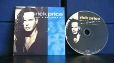 Rick Price - Not A Day Goes By 2 Track CD Single
