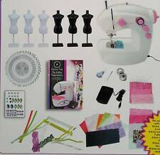KIDS CHILDRENS THE LITTLE SEAMSTRESS SEWING MACHINE , MANNEQUINS & ACCESSORIES