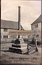 Ripple Nr Tewkesbury Stocks & Whipping Post c1905 PC Valentines Unused