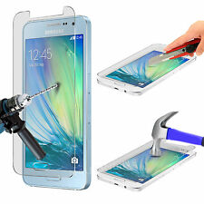 Genuine Premium Tempered Glass Film Screen Protector for Samsung Galaxy A3