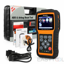 Foxwell OBDII Engine ABS Airbag SRS Diagnostic Scan Tool CAN & Reset Code Reader