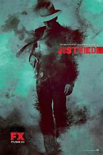 """Timothy Olyphant Justified TV PLAY Series POSTER HXJT-06 36x24"""""""