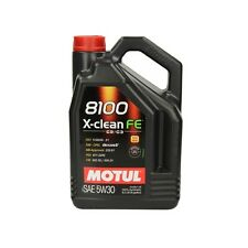 Motoröl MOTUL 8100 X-clean FE 5W30, 5 Liter