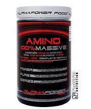 Amino 100% Massive 1000 Tabletten Amino Eiweiß Muskelaufbau XXL DOSE