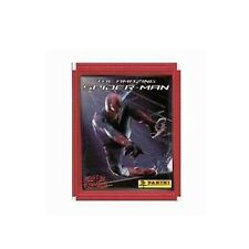 THE AMAZING SPIDER MAN STICKERS 20 PACKS - PANINI SPIDERMAN STICKER COLLECTION