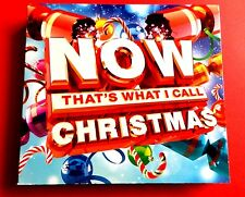 NOW THAT'S WHAT I CALL CHRISTMAS 3 x CD -  2015  EX / NM  KELLY CLARKSON / ABBA