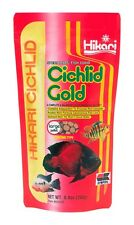 Hikari Cichlid Gold Large Pellet 8.8oz Fish Food Oscar
