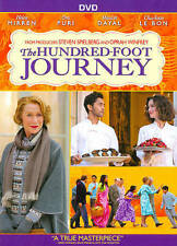 The Hundred-Foot Journey (DVD, 2014)