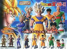 New Dragon Ball HG Gashapon Vol.20-2 Bronze Color Ver. Full Set 7 Figure