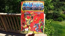 HE-MAN MASTERS OF THE UNIVERSE COLLECTORS CASE