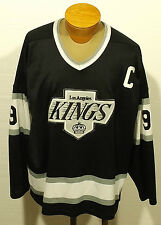 vintage WAYNE GRETZKY jersey LOS ANGELES KINGS - CCM size LARGE