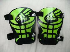 Adidas 654548 Club Young Pro Shin Guard Athletic Sports Soccer Green Black Large