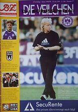 Programm 1998/99 Tennis Borussia Berlin - SSV Ulm 1846