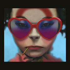 GORILLAZ HUMANZ PRESALE NEW ALBUM DELUXE VINYL 2LP WITH BOOK OUT 28th APRIL