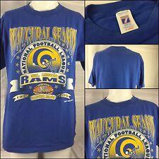 St. Louis Rams Los Angeles Shirt XL Inaugural Season 1995 Collectors YGI 89D