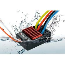 HW QuicRun 25A 100A Waterproof Brushed Speed Controller ESC for RC 1/18 1/16 Car