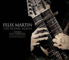 The Scenic Album [Digipak] by Felix Martin (CD, Sep-2013, Prosthetic)