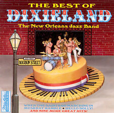 New Orleans Jazz Best of Dixieland CD