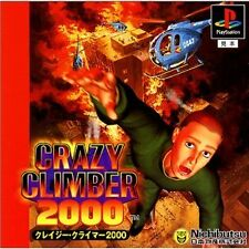 USED PS1 Crazy Climber 2000 [Japan Import] Free Shipping!