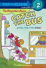 I Can Read Berenstain Bears Catch the Bus by Jan & Stan Berenstain NEW Paperback