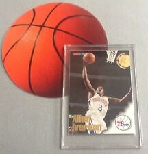 Allen Iverson NBA Basketball Trading Card - 2016 Hall of Fame