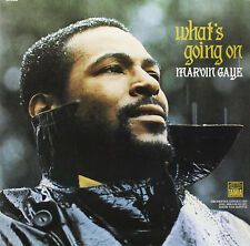 Marvin Gaye - What's Going On (Back To Negro 180g 1LP, Gatefold + MP3)