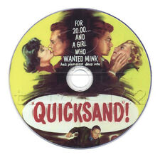 Quicksand (1950) Mickey Rooney, Jeanne Cagney Film-Noir Crime Drama Movie on DVD