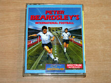 ZX Spectrum - Peter Beardsley International Football
