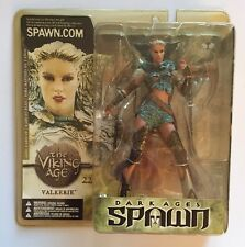McFarlane Dark Ages Spawn Series 22 The Viking Age Valkerie
