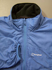 Berghaus Primaloft Quilted Jacket Lining Men's Medium Blue Vintage BRG616