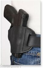 Pro-Tech Black Leather Gun Holster fits AMT Backup 380 Right Hand Draw
