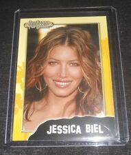PopCarz Jessica Biel Trading Card (7th Heaven,A Kind of Murder,New Girl)