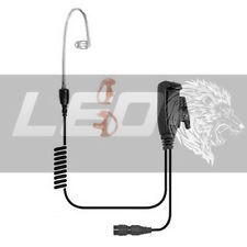 Tactical Ear Gadgets™ Coyote Quick Release Earpiece Mic Wire Replacement Kit
