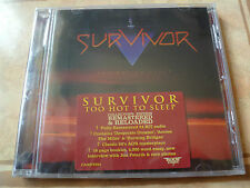 Survivor - Too Hot to Sleep (REMASTERED NEW CD 2011) COBRA TARGET PRIDE OF LIONS